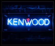 Kenwood Neon Sign